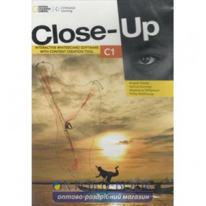 Close-Up C1 Interactive Whiteboard CD-ROM Healan, A ISBN 9781408061992