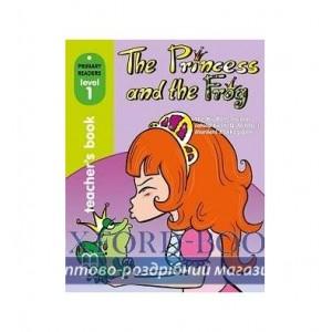 Книга для вчителя Level 1 Princess and the Frog teachers book Brothers Grimm ISBN 9789604434688