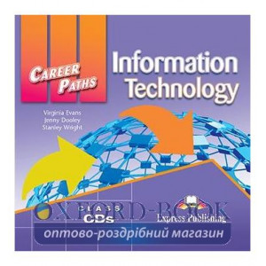 Career Paths Information Technology Class CDs ISBN 9780857776471