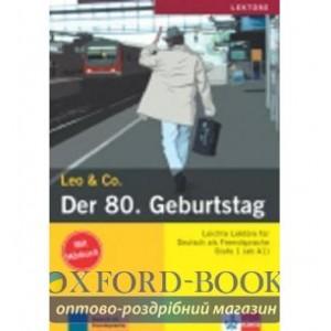 Der 80. Geburtstag (A1-A2) Buch+CD ISBN 9783126064064