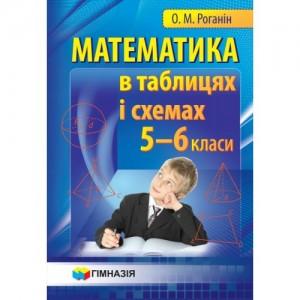 Математика в таблицях і схемах Навчальний посібник для учнів 5-6 класів