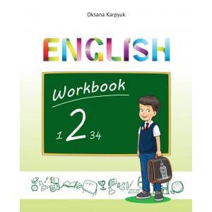 Робочий зошит до Підручника Англійська мова для 2 класу