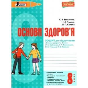 Основи здоров'я рз 8 клас до підр Бойченко
