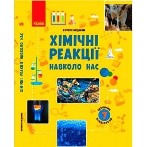 Хімічні реакції навколо нас Посібник до прогр 7 клас